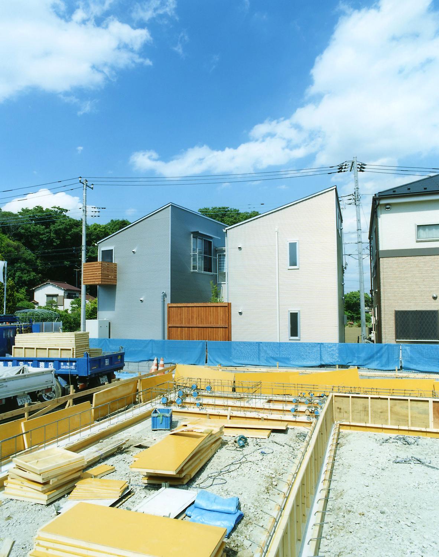 大塚新町の家