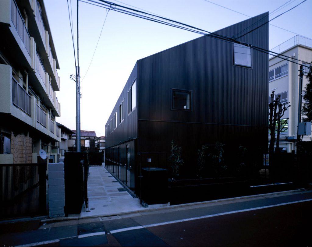 江古田の長屋