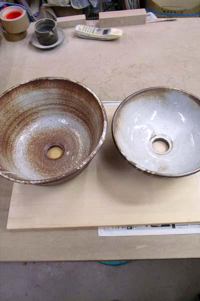 手洗陶器製作