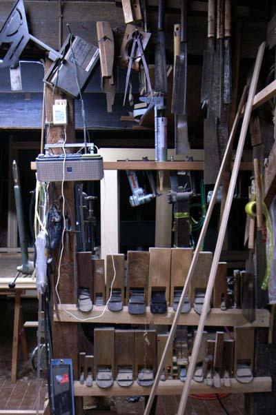 木製建具製作