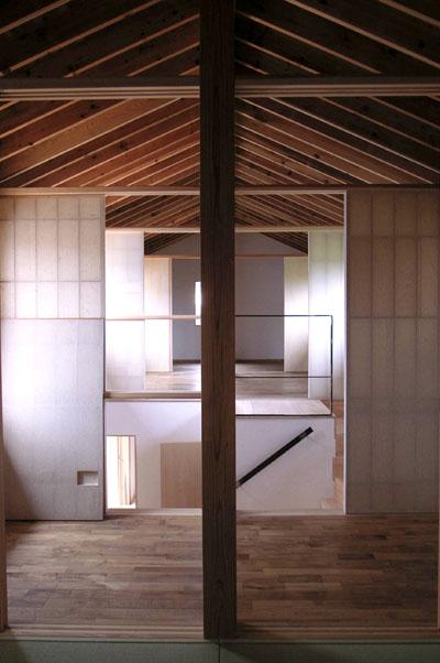 新潟岩室の家