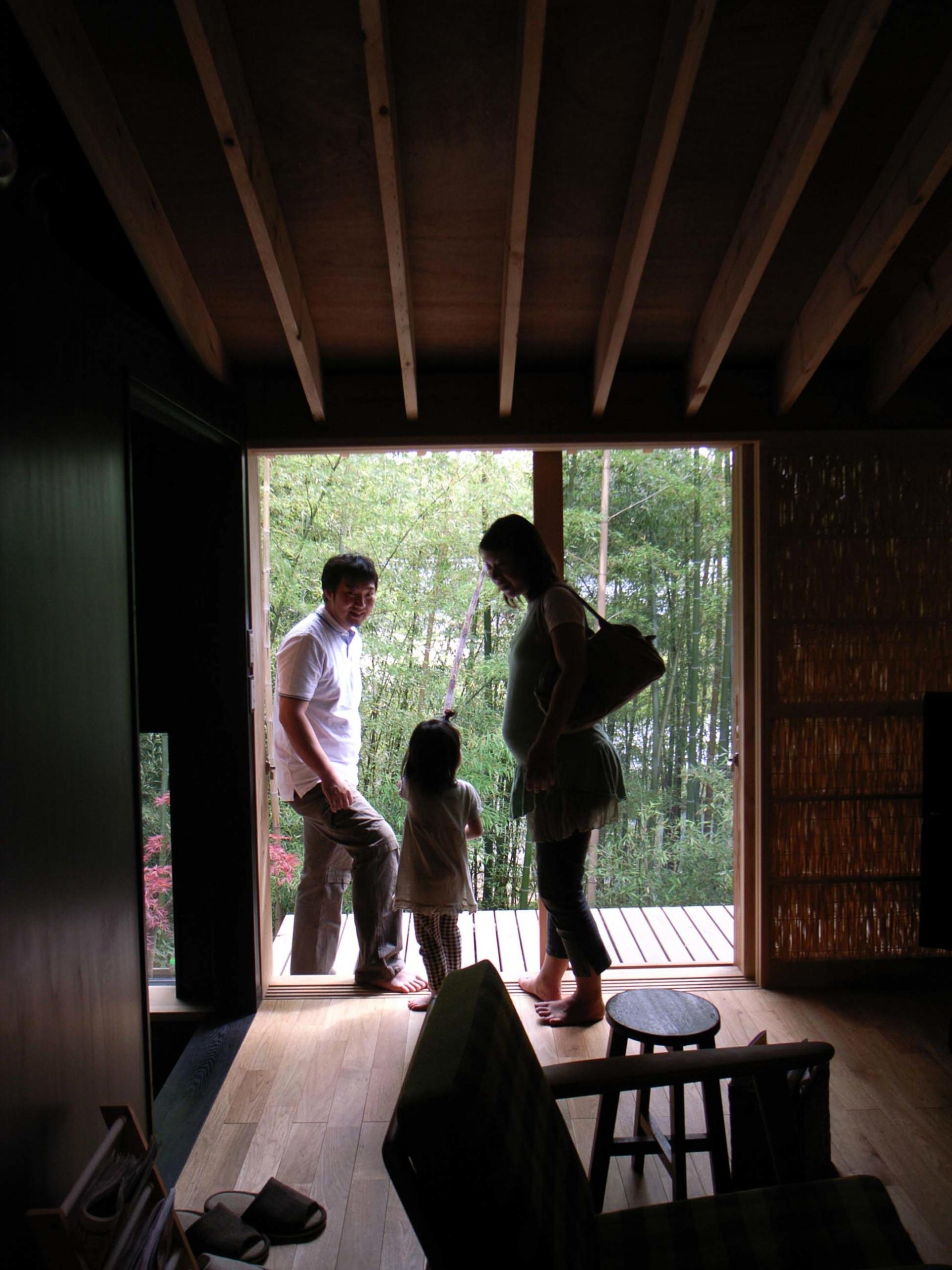 蓮野の家竣工写真