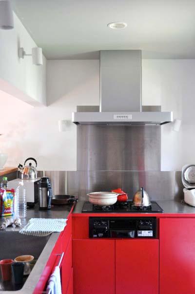 製作キッチン