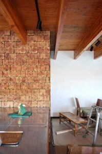 江ノ島小屋2階