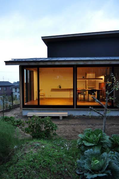 矢代田の家