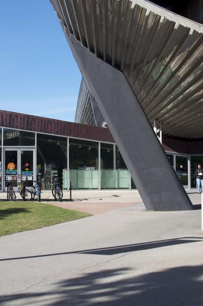 マコーミック・トリビューン・キャンパス・センター/レム・コールハース