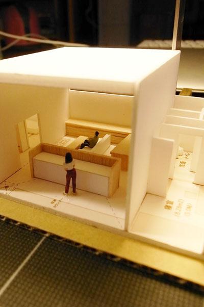 スタディ模型3