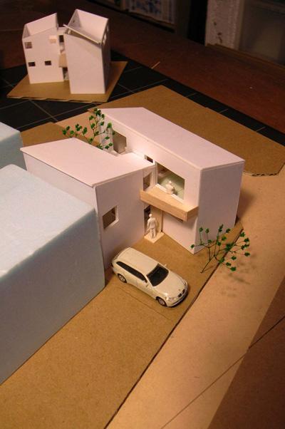 大塚新町模型002