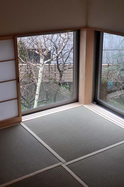 松庵の家窓4