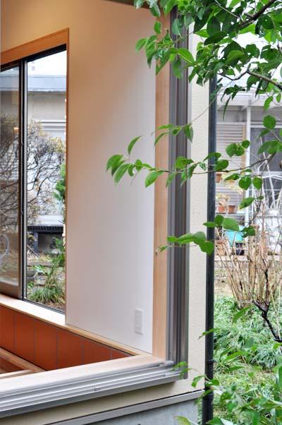松庵の家窓