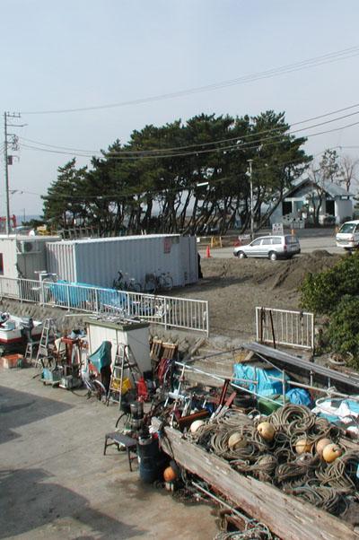 江ノ島小屋計画地