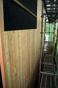 塩害対策外壁材