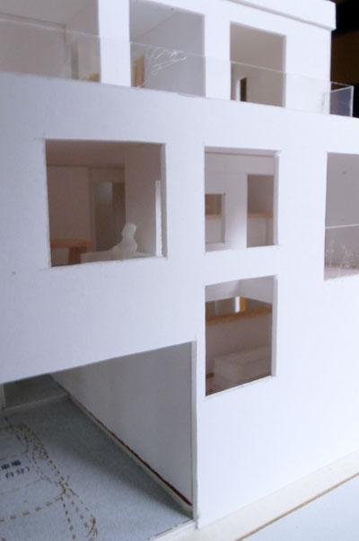 建築模型の見方