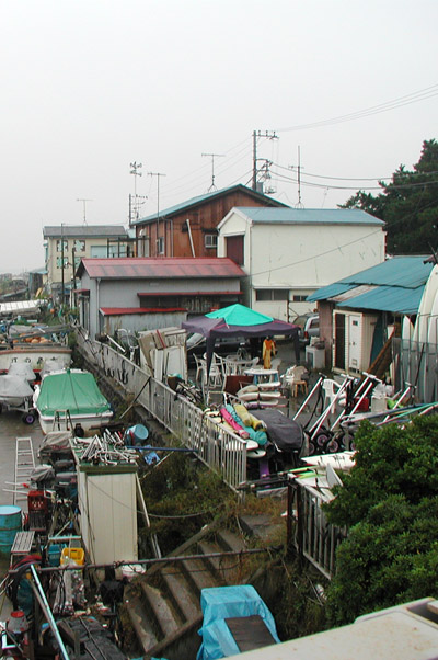 江ノ島計画地