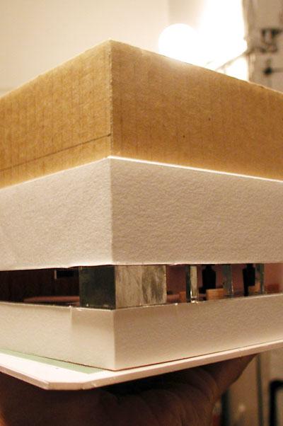 グースト店内模型
