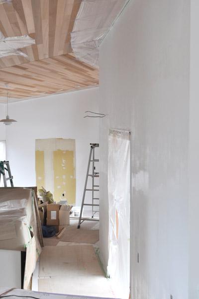 漆喰壁塗装