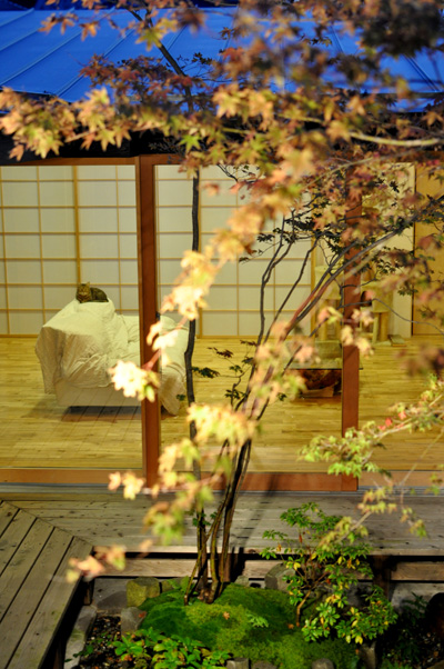 浦山のコートハウス竣工写真撮影
