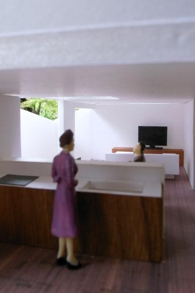 建築内装模型