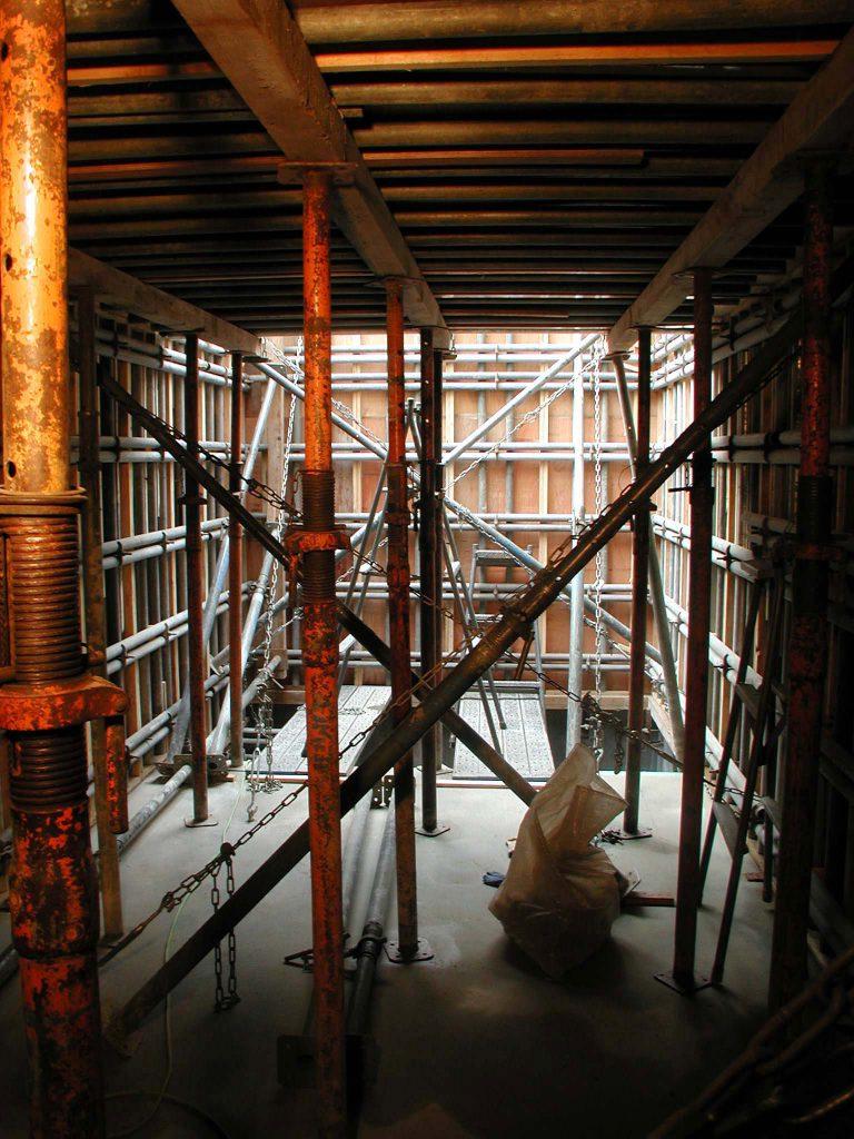 コンクリート型枠工事