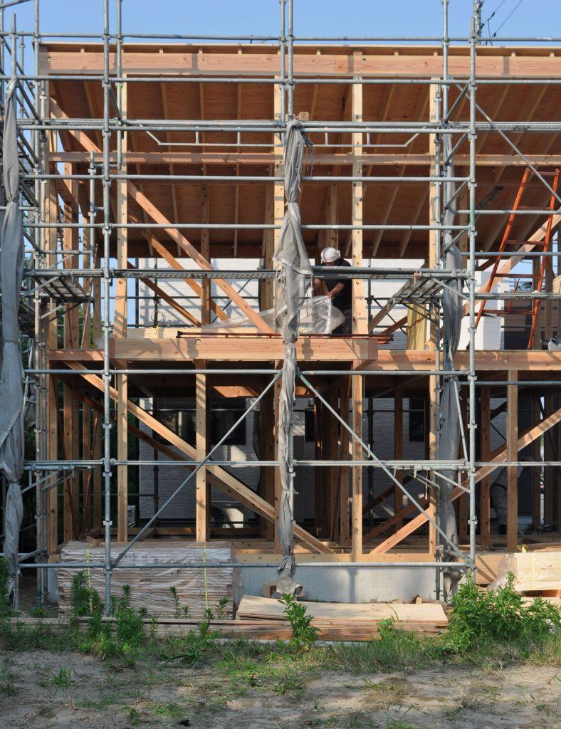ベーシックハウス建て方