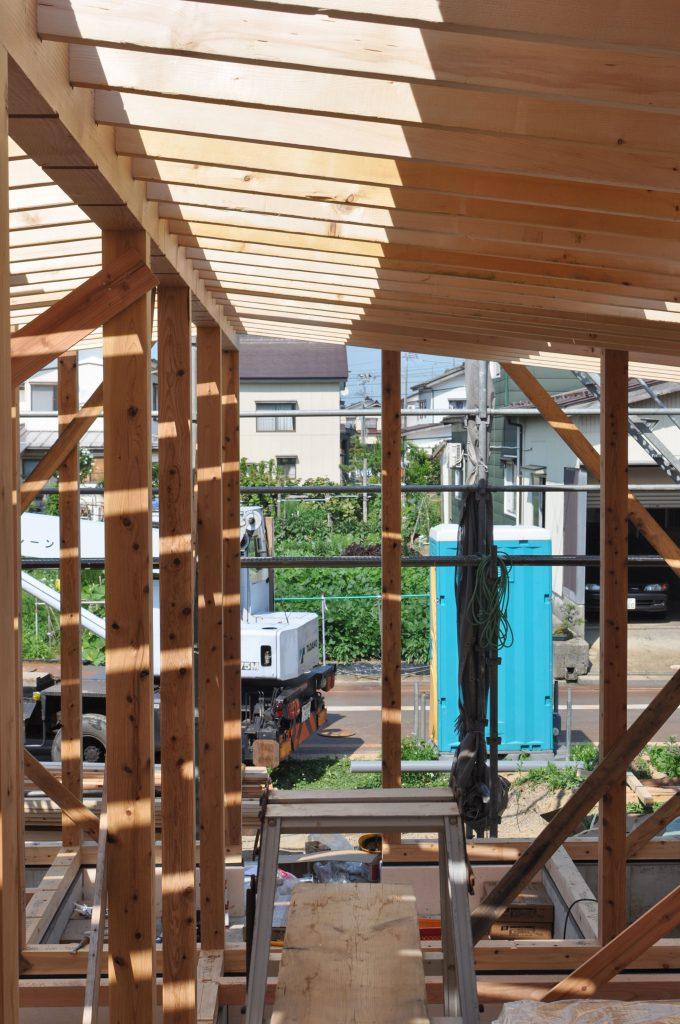 木造建て方