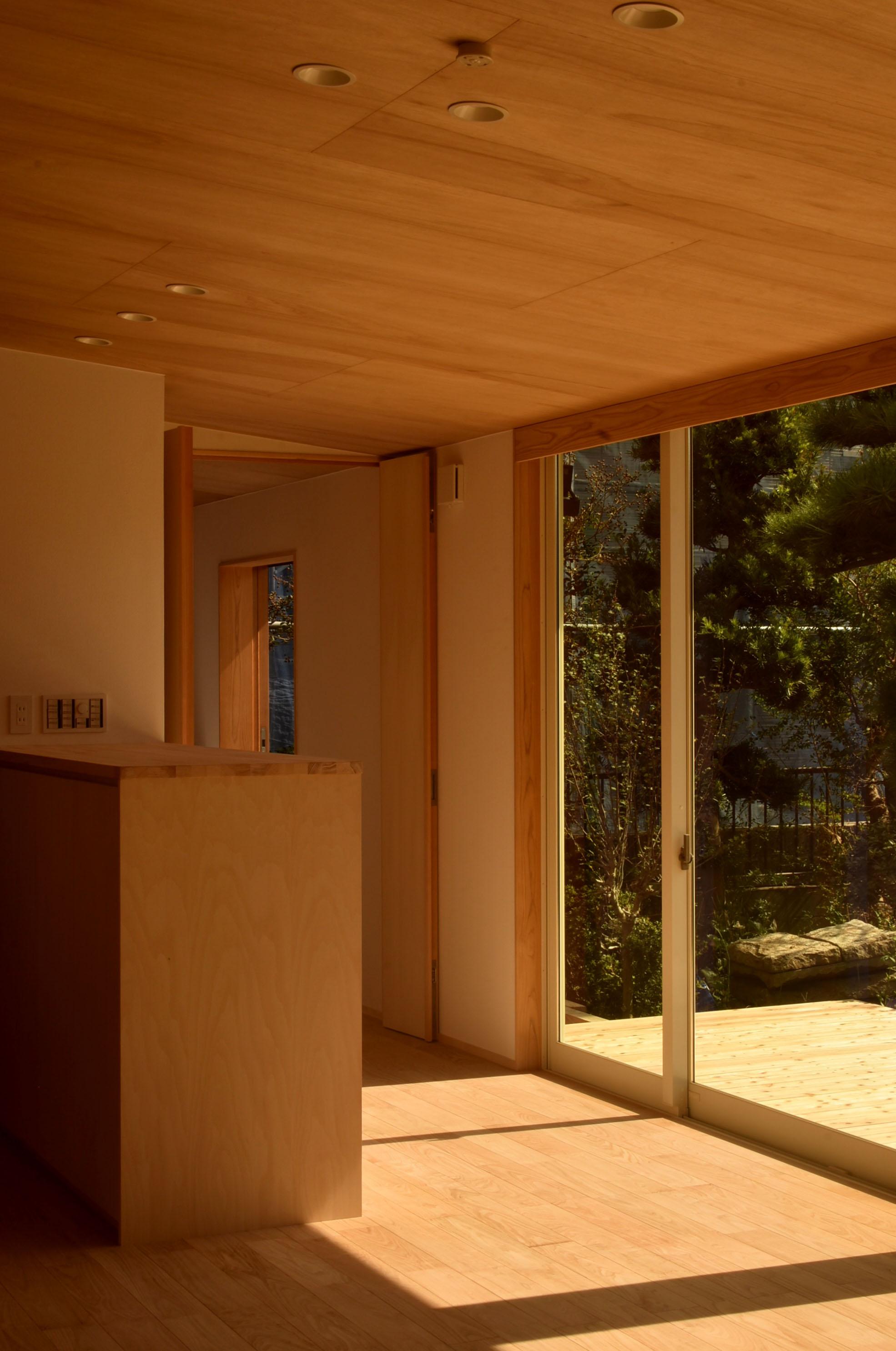 千葉花園町の平屋