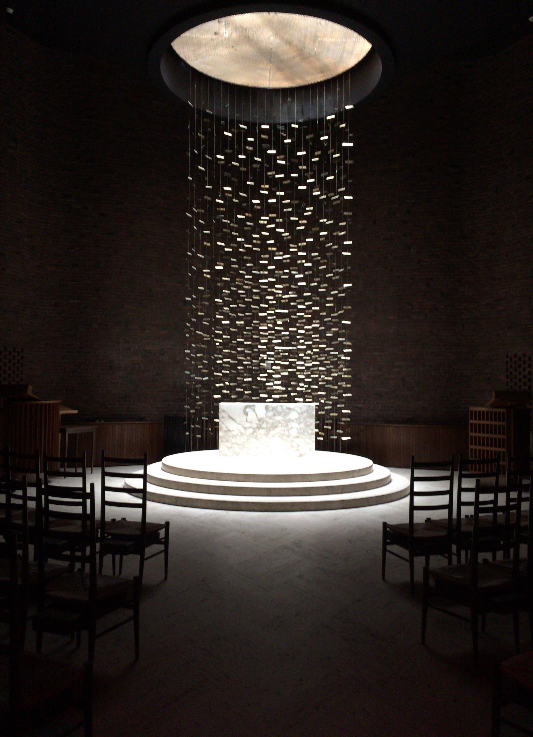 エーロ・サーリネン設計MITチャペル