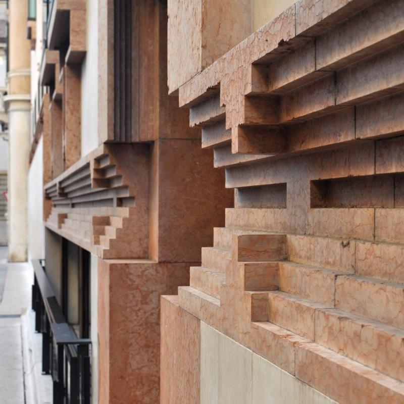 カルロ・スカルパ設計ヴェローナ銀行