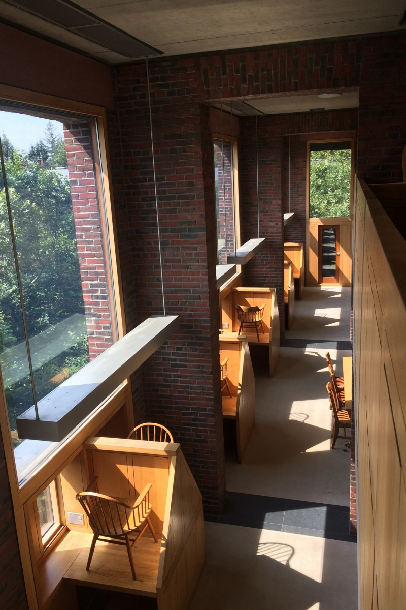 Louis I. Kahn: The Library at Phillips Exeter Academy