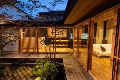 浦山のコートハウス